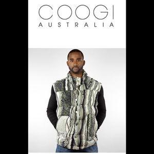 Men's COOGI puffer vest